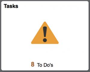Student Center Task Icon