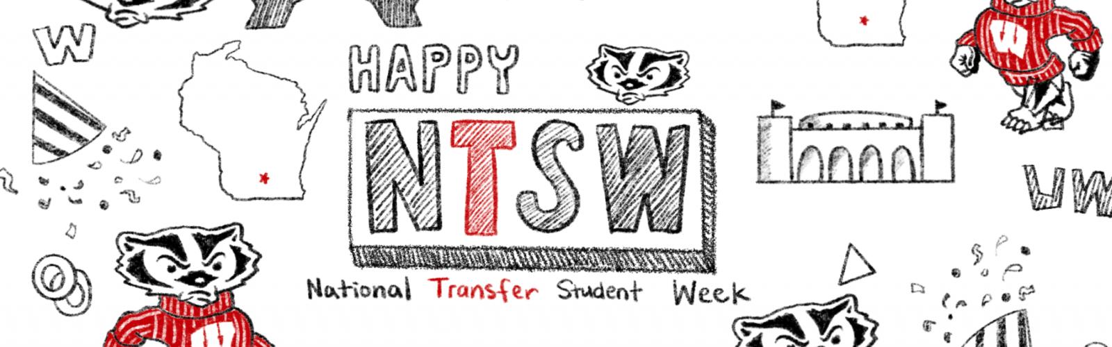 National Transfer Student Week - October 19-23